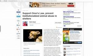 Oreo--ASPCA irony 3