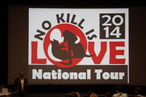 The No Kill is Love tour comes to Atlanta's Midtown Art Cinema on August 21 at 7pm.
